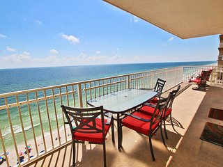 Crystal Shores 1107-Let the Waves Touch your Feet and the Sun Kiss Your Cheeks!
