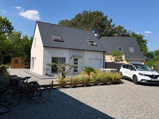 Maison neuve Bretagne sud 6P