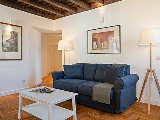 Amazing flat, Sleeps 4 - 2min from Trevi Fountain