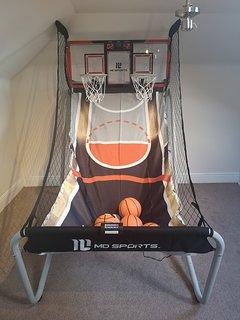 Basketball machine Dual Play