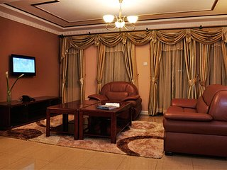 Letting this homely and luxurious,standard two bedroom apartment at Westlands.