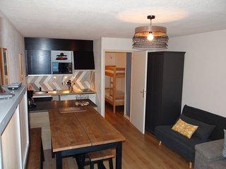 Appartement rénové 28m2 La Rosière 1850