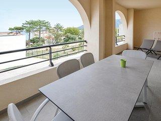 Beautiful apartment in Algajola w/ 2 Bedrooms (FKO424)