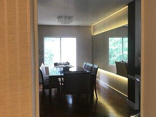 Apartamento Sao Paulo,zona sul ,campo belo,proximo a wtc,feiras e eventos.
