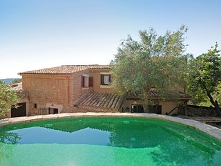 RACONET, townhouse for 8 persons with swimmingpool  in Caimari