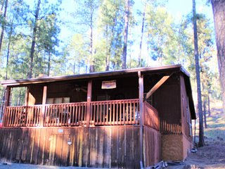 Rustic Cabin (MLB Cabin) - Cozy Cabins Real Estate, LLC.