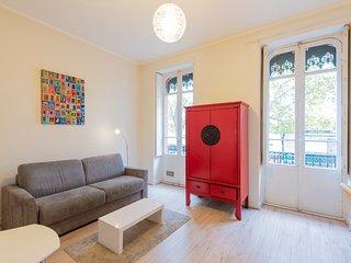 Le Bord de Garonne - Studio Cosy en centre-ville