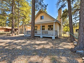 NEW! Munds Park Home in Coconino National Forest!