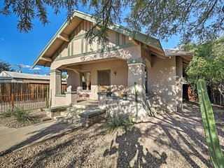 Charming Bungalow in Historic Downtown Tucson