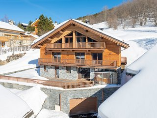6 bedroom Chalet with Pool and WiFi - 5814023