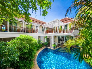 PARADISE pool villa Pattaya 6 bedroom