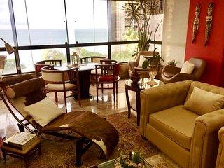 Wonderful Apto with Balcony, Sea View and Natural Pools! Boa Viagem, Recife