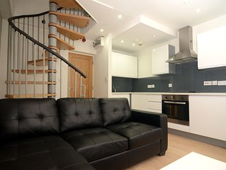 Cosy modern New Work Loft style City Centre apartment