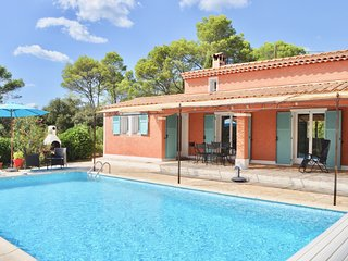 Charming Villa Bel Air Tranquility in Provence in Cotignac private pool and Wifi