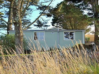 Luxury Scandi Cabin On A Hill Near St Ives, With Stunning Views Across Cornwall
