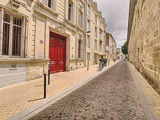 La Maison de Sebea : Logez a 20 pers a Bordeaux