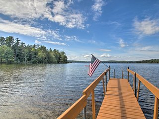 NEW! Family Cabin w/Beach Access on Panther Pond