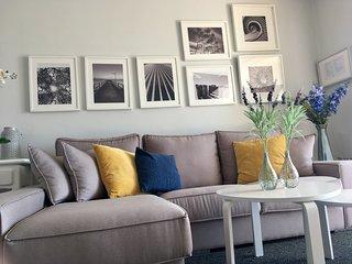 Fabuloso apartamento con vistas al mar en zona exclusiva.