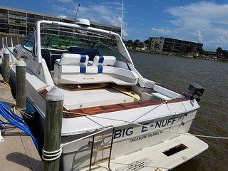 Come live the dream aboard BIG E NUFF