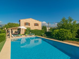 CAN TUT - Villa for 4 people in Campanet
