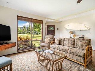 Aloha Style! End Corner Unit w/Sweeping Fairway Views! –Kanaloa at Kona 1402