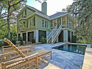 5BR w/ Pool & Covered Porch in Gated Resort Community - Near Beaches & Golf