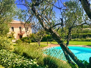 SPOLETO TRANQUILITA. WIFI. EXCLUSIVE POOL. SPOLETO 3 KMS. ROME 1 HOUR