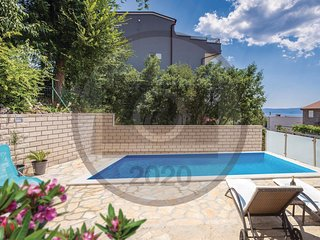 Beautiful home in Crikvenica w/ WiFi and 2 Bedrooms (CKC578)