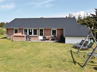 Awesome home in Harboøre w/ Sauna, WiFi and 4 Bedrooms (C79173)