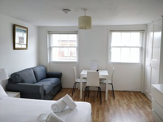 Flat 3,Newly refurbished studio flat at the heart of marble arch