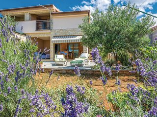 Amazing home in Maslenica w/ 4 Bedrooms (CDZ763)