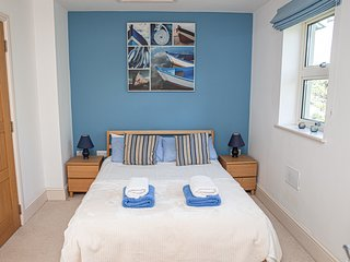River View (White Horses) - Tasteful first floor apartment in Bantham, S.Devon