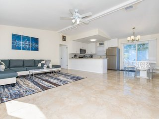 3BR Newly Furnished Home Near Pompano Downtown