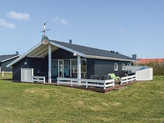 Nice home in Harboøre w/ Sauna, WiFi and 3 Bedrooms (A5375)