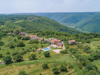 Awesome home in Labin w/ WiFi and 3 Bedrooms (CIK014)