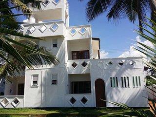 3br Beach front sea view Villa No 164