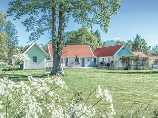 Stunning home in Lottorp w/ WiFi and 4 Bedrooms (S41337)