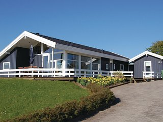 Nice home in Nordborg w/ Sauna, WiFi and 3 Bedrooms (F09025)
