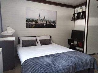 Great studio apartment in city center