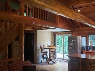 Log Cabin in Summit Lake Area