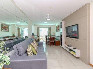 Aluguel Apartamento 2 quartos sendo 1 suite / Bombas-SC