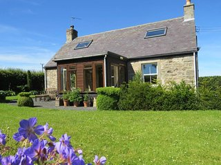 Peaceful Rural Cottage outside Jedburgh, Scottish Borders