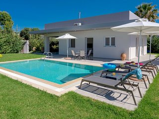 Villa Arhontia with private pool