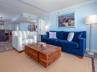 Summer Beach 508 - Renovated w/ Ocean Views & Free Linens