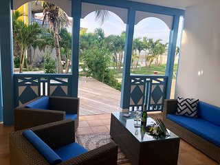 LAPIS BLEU - New!!! 2 bedrooms soon Orient Beach!