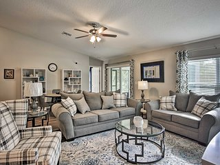 NEW! Modern Palm Bay Golf Home w/ Screened Porch!
