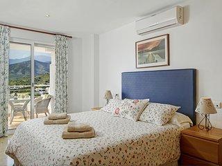 La Herradura, 3 bedroom apartment with breathtaking sea and mountain views