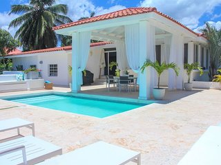 5 Bedroom Villa in Cajuiles, Casa de Campo, Dominican Republic.