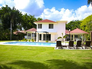 5 Bedroom Villa in Los Lagos, Casa de Campo, Dominican Republic.