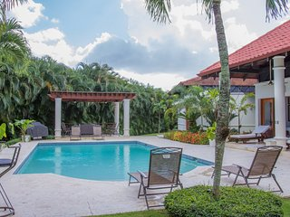 Lovely 4 Bedroom Villa in Las Cañas, Casa de Campo, Dominican Republic